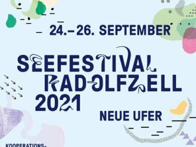 Seefestival Radolfzell 2021 - Neue Ufer